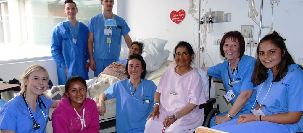 Cirugías que transforman vidas en el Hospital Padre Carollo