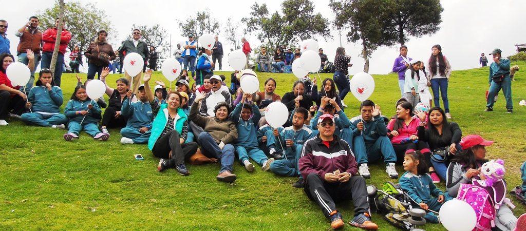 Delegación del CDI participó en caminata por el día del Síndrome d...