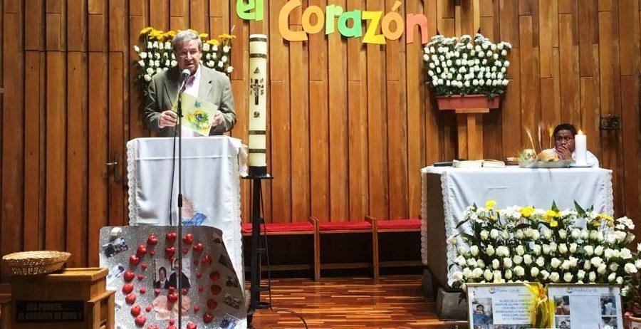 José Tonello, presidente de Tierra Nueva, presentó la Memoria Institucional.