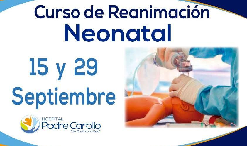 Taller de Resucitación Neonatal