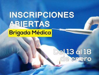 Brigada Médica de cirugía para niños con labio leporino y cirugía general