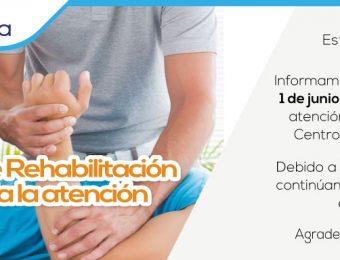 Reauda-atención-en-Rehabililtación Centro Médico Tierra Nueva