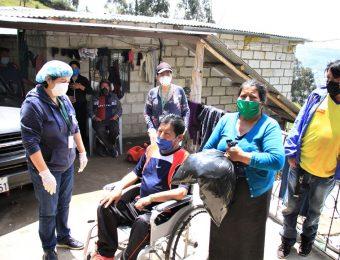 Acciones de Fundación Tierra Nuenva ante la emergencia del COVID-19