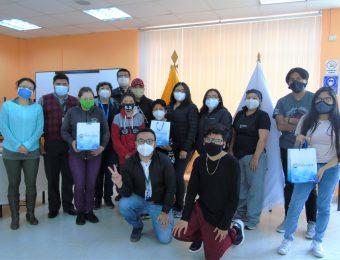 Apoyamos la educación de niños y jóvenes vulnerables del sur de Quito