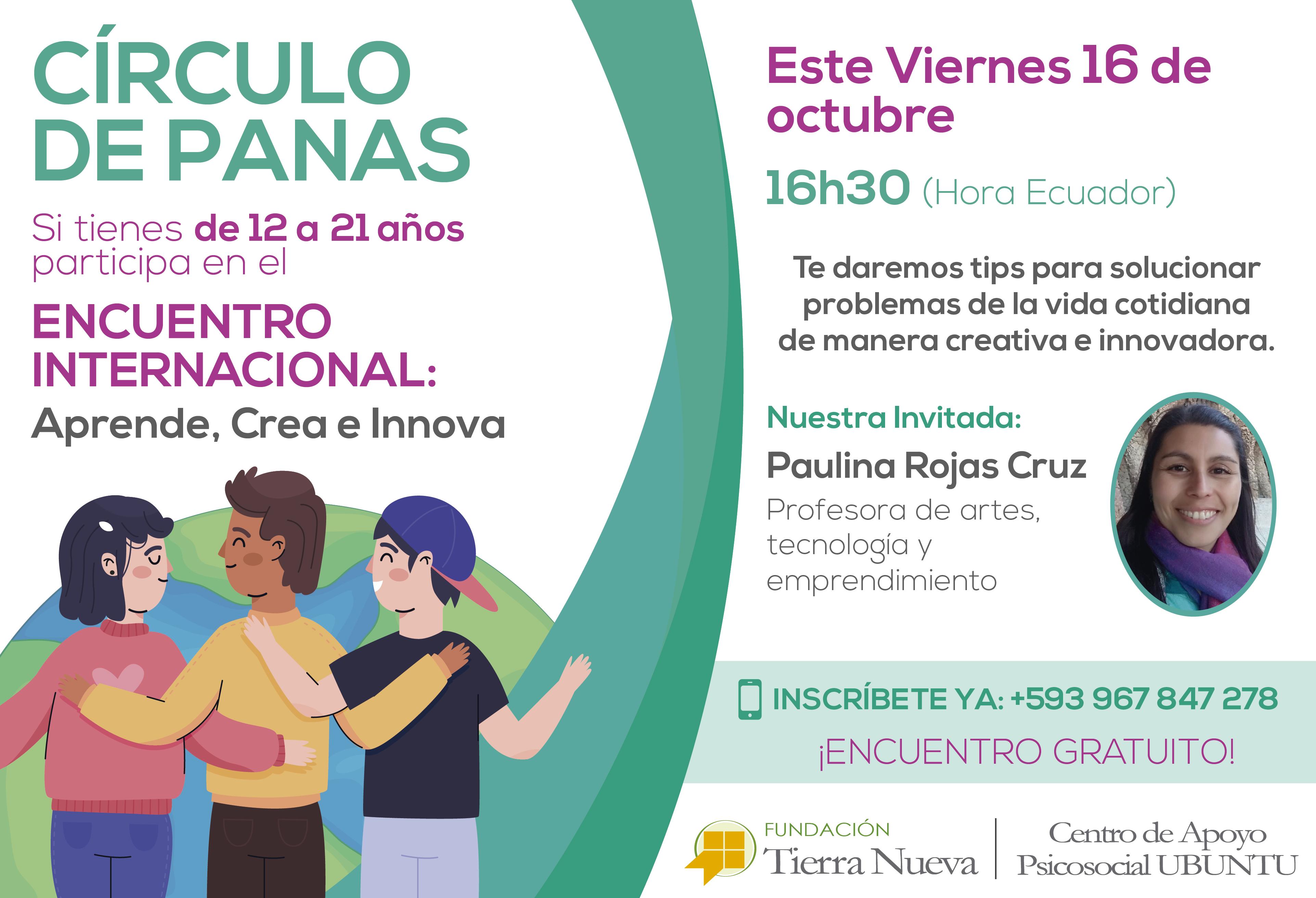 Encuentro Internacional de Jóvenes