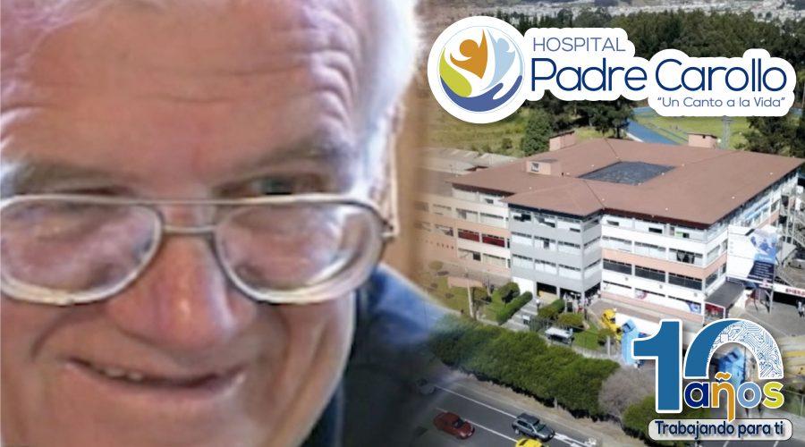 """Hospital Padre Carollo """"Un Canto a la Vida"""" conmemoró su Aniversario"""