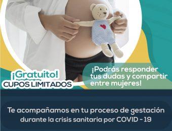 Taller para mujeres embarazadas
